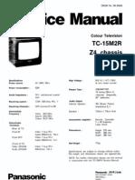 Panasonic Chas.z4 Tc-15m2r