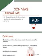 Infección vías urinarias