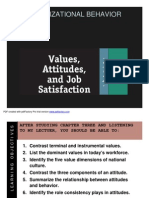 Values,+Attitudes+and+Job+Satisfaction