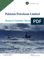 PPL - Incident Management Plan (Updated 7th April 2011)