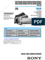 Sony HandyCam DCR-SR45!65!85 L2