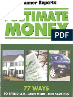 Consumer Reports the Ultimate Money Guide 2007