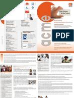 Acme Brochure