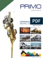 PRIMO Lubricants Catalog