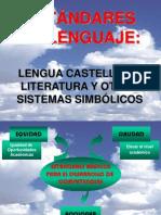 Presentación estándares de lenguaje