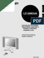 Tel Man LC20B2UA