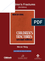 [Rang] Children's Fractures (2nd Edition)