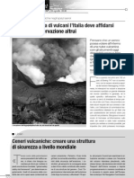Eruzioni vulcaniche e trasporto aereo
