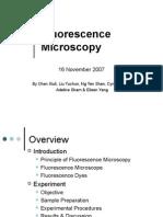 Fluorescence Microscopy Final