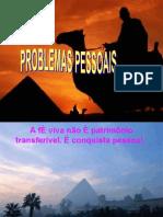 Problemas Pessoais (André Luiz)