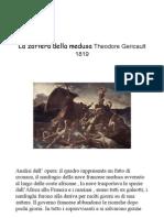 La Zattera Della Medusa Theodore Gericault 1819