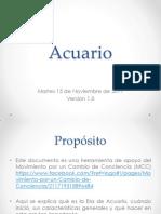 MCC - Acuario 1.0 - 15Nov11