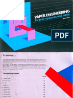 Paper Engineering for Pop-Up Books and Cards