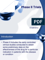 Phase II Trials