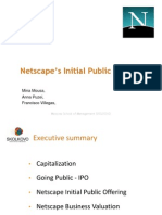 Ftmba3 Netscape Ipo Final Ppt