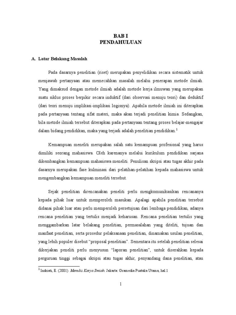 Metode Penelitian Pendidikan Islam Proposal Penelitian Pps Iain Tulungagung Oleh Afiful Ikhwan