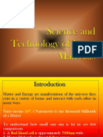 Nano Science Technology
