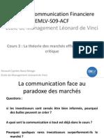 Cours de Communication Financiere 3