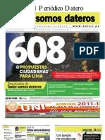 El Periodico Datero | Lima | Todos somos dateros