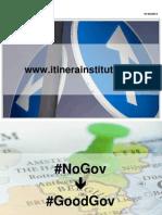 #NoGov to #GoodGov d