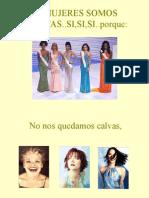 Las Mujeres Somos Perfectas 1 [1][1]