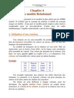 Chap 4 Modele Relationnel