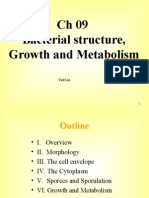 CH09 細菌的構造生長與代謝