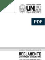 Reglamento UNI  2011