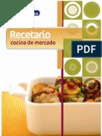 Recetario Cocina Mercado