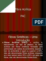 Fibra Acrilica