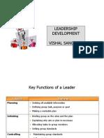 Leadership Development 106