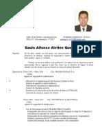 CV Alvites Saulo