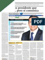 Ollanta-Un Presidente Que Habla Poco, Pero Si Comunica
