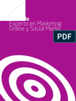 Curso de Experto en Marketing Online y Social Media