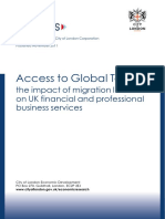 Access to Global Talent