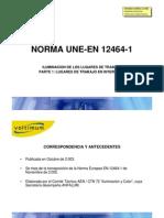 Fernando Garrido EPYME Norma UNE 12464 1