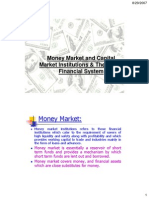 MFI Ch 1c(Money Mkt & Cap Mkt Inst)