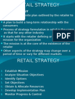 Retail Strategy