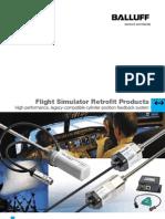 Positioning Flight Simulator Brochure