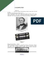 Sejarah Komputer Hardware Software