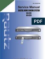 Service Manual Hc-9120ux