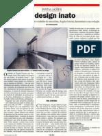 Ângela Ferreira.   Portugal dos Pequenitos. Visao, 7 .12. 1995