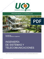Plan Ing Sistemas Telecomunicaciones Ucp