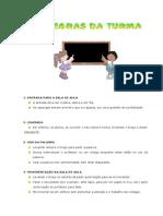 As Regras Da Turma_FCiv - EAcomp