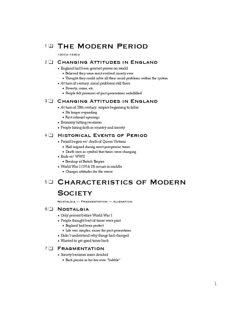 theme of alienation in modern literature