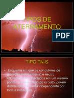 TIPOS DE ATERRAMENTO