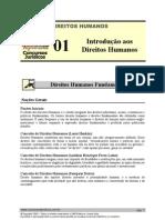 HUM 01 - Introdução aos Direitos Humanos