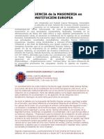 La cia de La FM en La Const Europea
