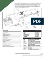 Blade 450 Manual