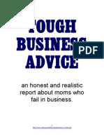 Tough Business Advice